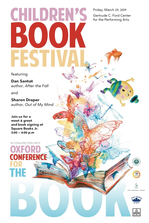 children's book festival poster c3